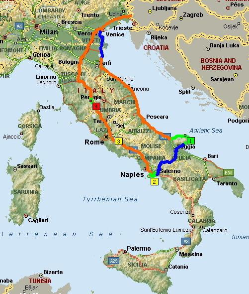 Amalfijska Obala