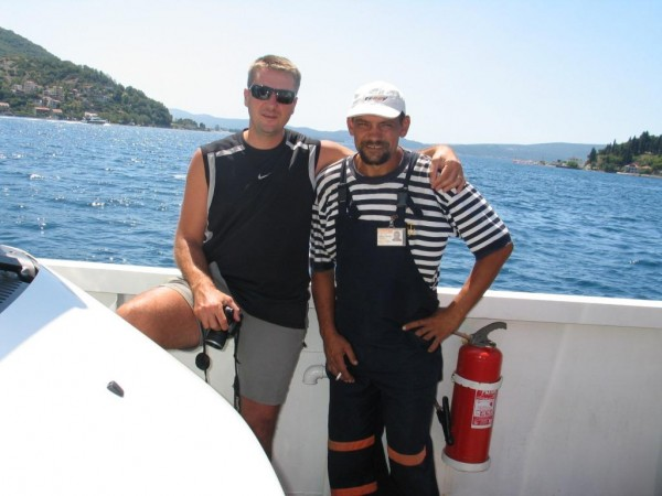 Kapetan kratke plovbe