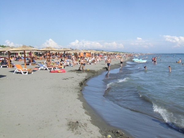 ...plaža