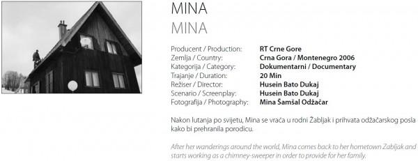 Nagazio Mina na minu