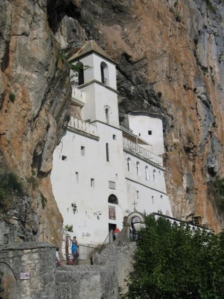 Samostan Ostrog
