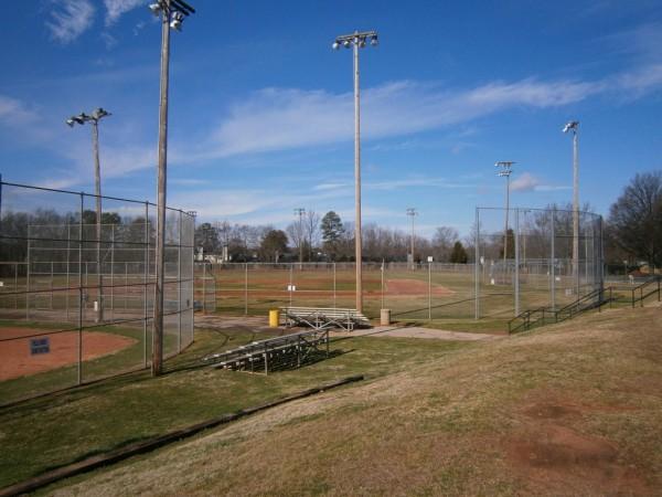 City park z baseball igrišči