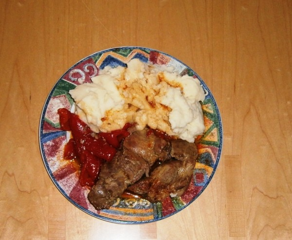 Home cooking European strikes again