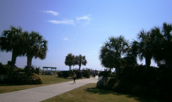 Na plažo
