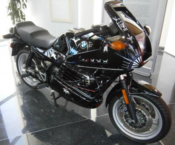 BMW Art Bike