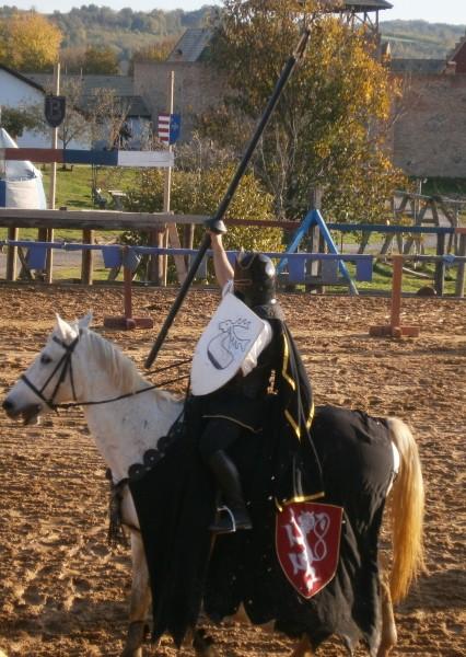 Black Knight je vse napičil