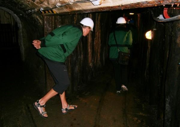 Kdor se drugemu v jami prvi smeje... Al kako že?