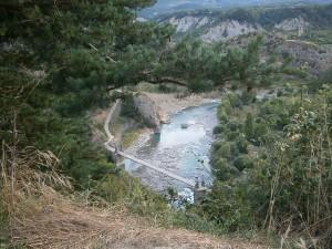 Rio Ara nad SZ od Ainse