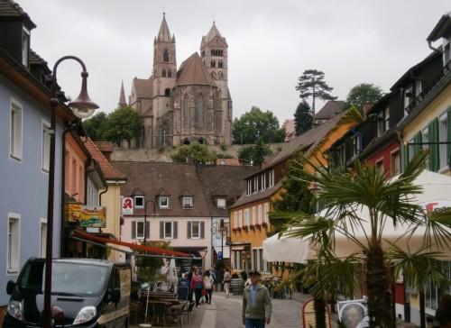 Katedrala z druge strani