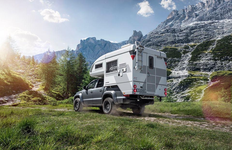 Tischer Trail 200 mod. leto 2017