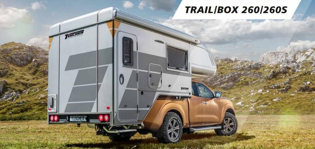 Tischer Trail 260S - 2017