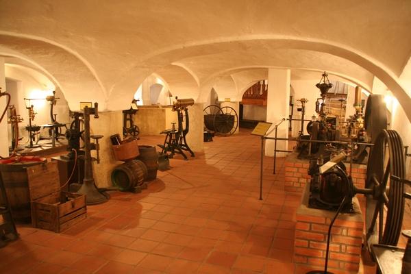 Pivovarski muzej v Plznu