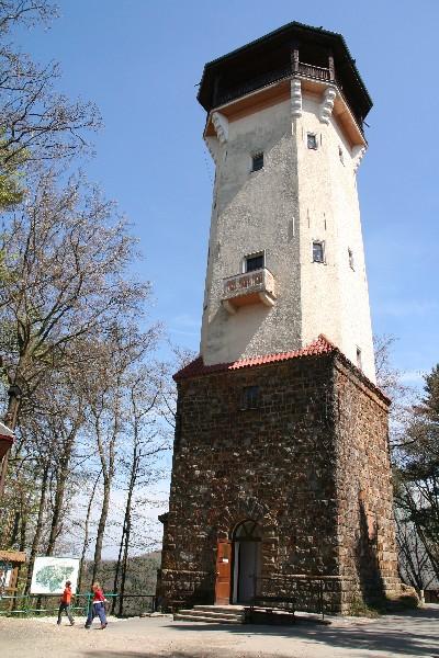 Razgledni stolp na Diani