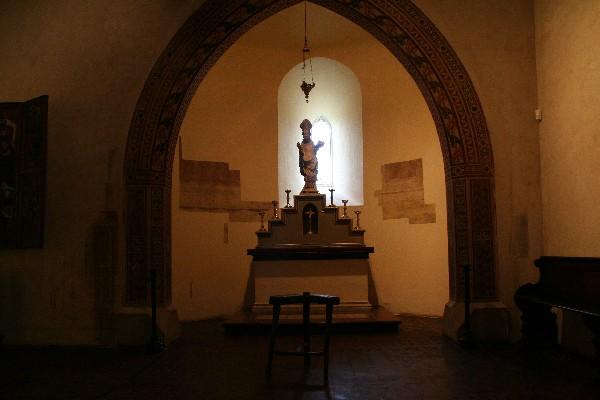 Kapela sv. Nikolaja v viteški dvorani