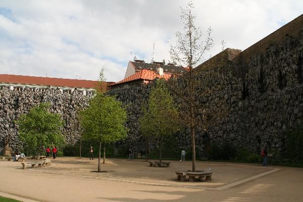 Jama (stena kapnikov) Albrechta von Wallensteina