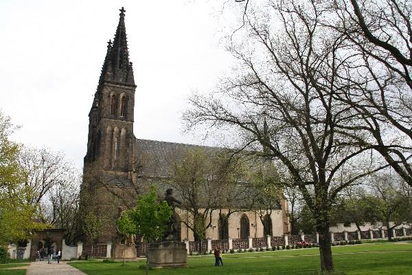 Cerkev in samostan sv. Petra in Pavla