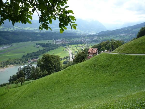 Pogled na Alpnacher see