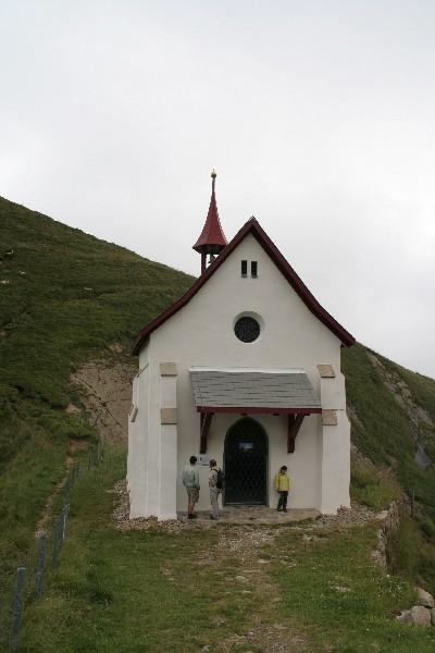 Kapelica pod Klimsenhornom
