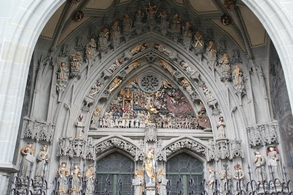 Zadnja sodba iz portala stolnice