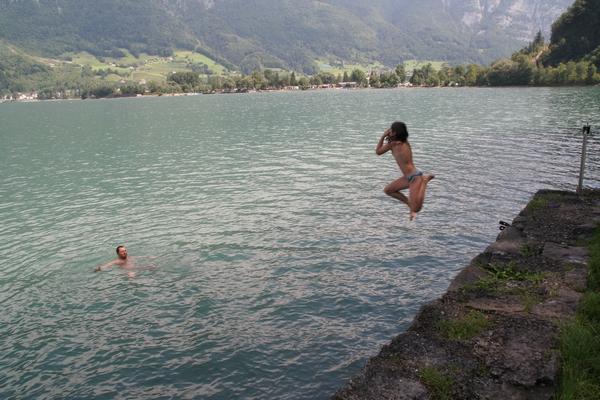 Odlična skakalnica!