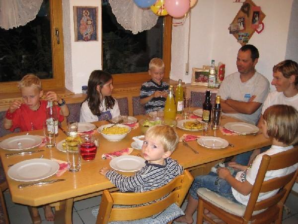 Pri prijateljih v Aulendorfu