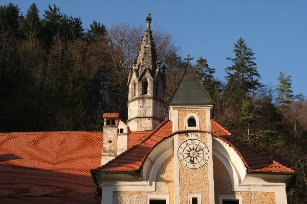 Detajl samostana