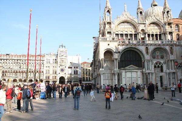 Piazzeta San Marco