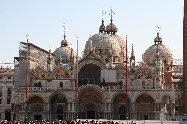 Bazilika San Marco na Markovem trgu