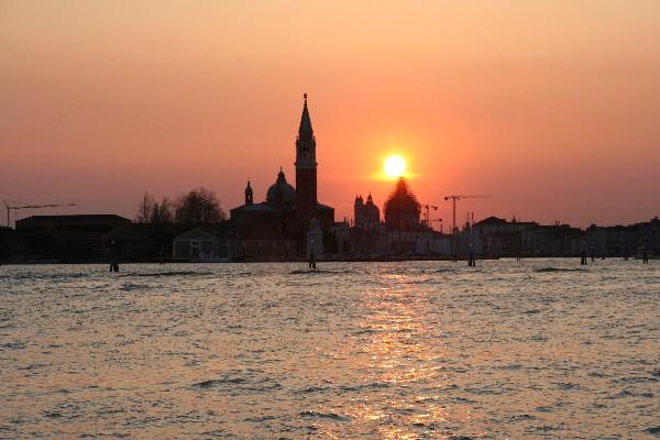 Dan umira za baziliko San Giorgio Maggiore