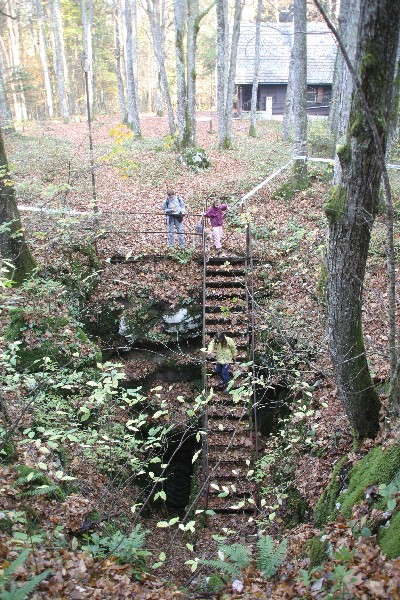 Vhod v Francetovo jamo