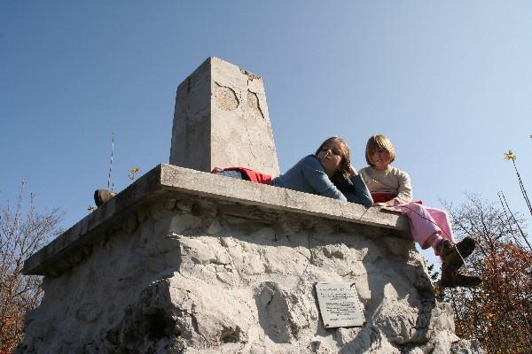 Na stenah sv. Ane