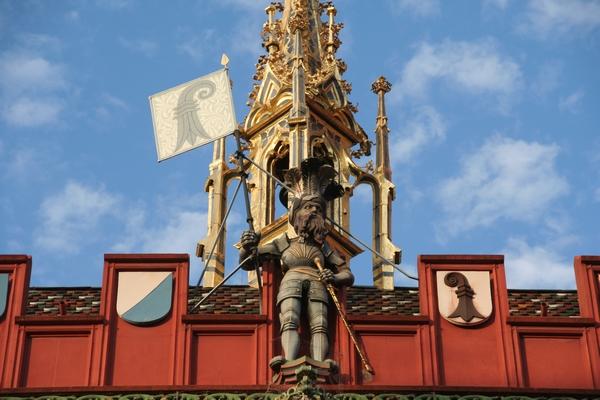 Zvonik na mestni hiši