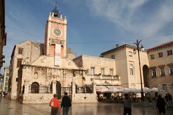 Narodni trg in Mestna straža