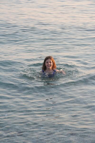Voda je super!
