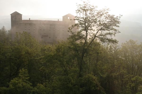 Grad pod Clesom
