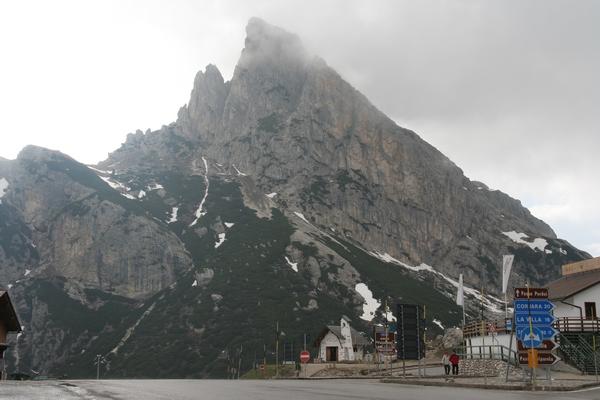 Passo Falzarego 2105m