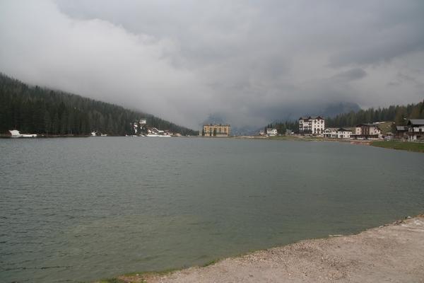 Jezero Misurina