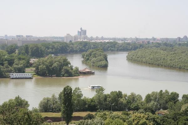 Zemun in Vrata Beograda