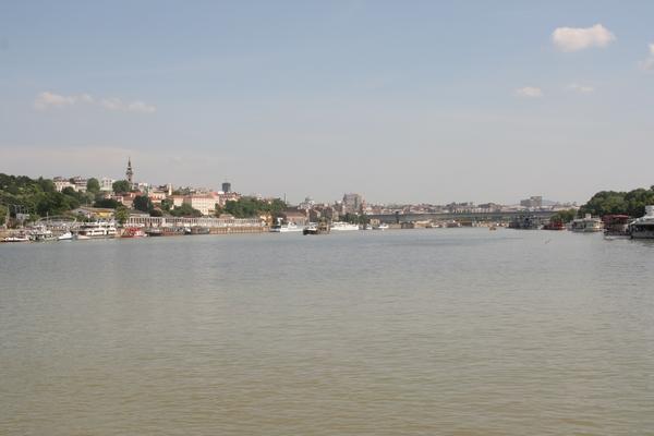 Center Beograda nad Savo