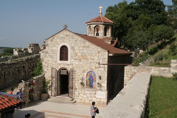 Cerkev sv. Petke