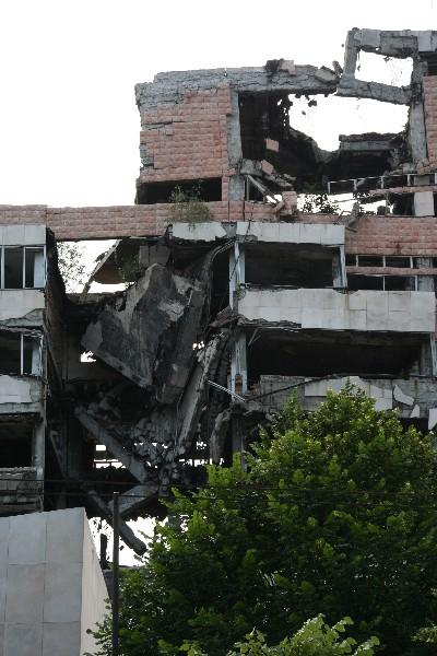 Posledice Natovih bomb