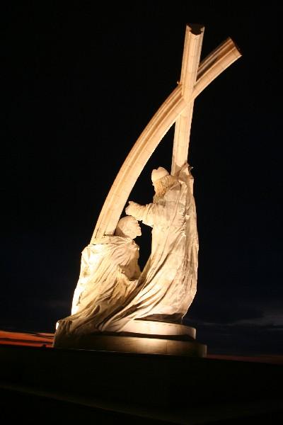 Spomenik kronanja kralja Štefana