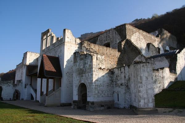 Kraljevo palačo so Turki leta 1544 spremenili v ruševine