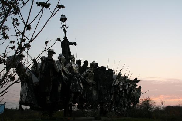 Spomenik Bela Kunu