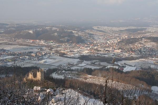 Grad Rifnik in Šentjur