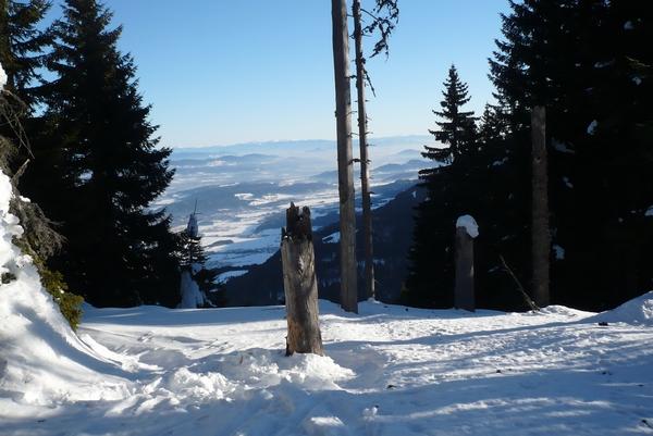 Pogled z vrha