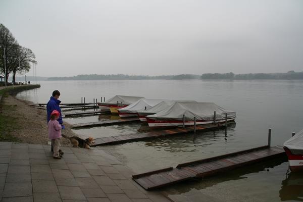 Ob jezeru Chiemsee