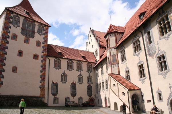 Grad v Füssnu