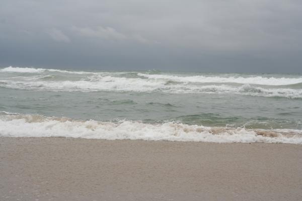 Nemirno morje
