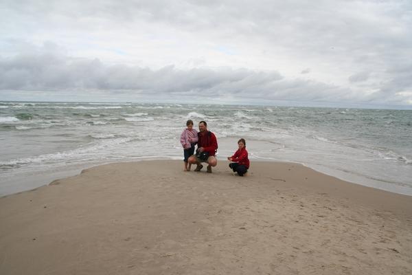 Kjer se srečujeta Severno morje in Baltik